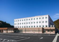 公立小野町地方綜合病院の外観の写真