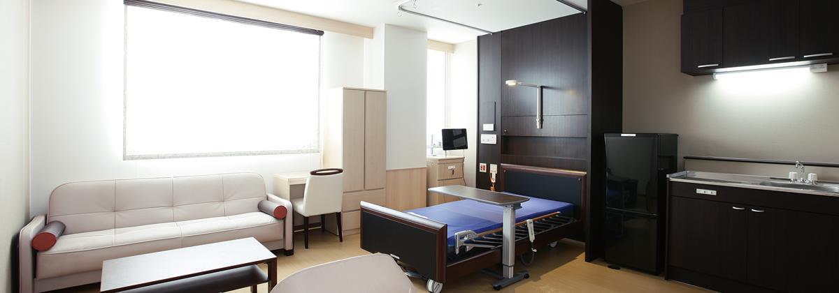 病室の写真1